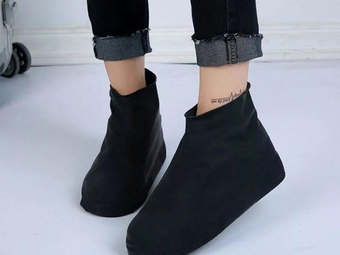 Непромокаемые чехлы для обуви