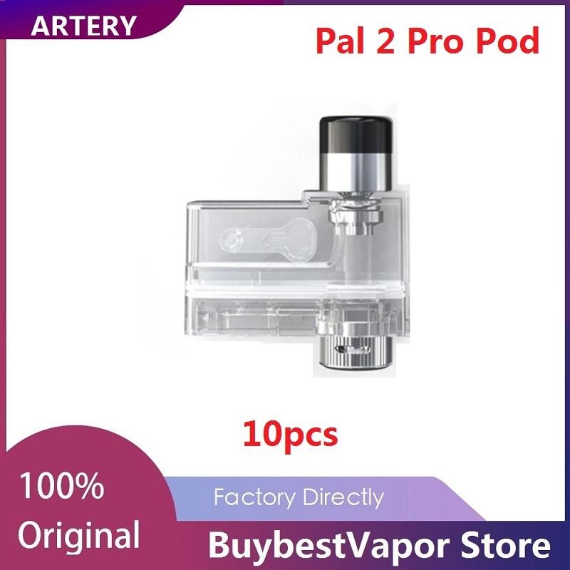 🛍 Оригинальный артерий Pal 2 Pro Pod & PAL II Pro пустой картридж 2 мл/3 мл емкость для артерии Pal 2 Pro Pod System Kit испаритель
