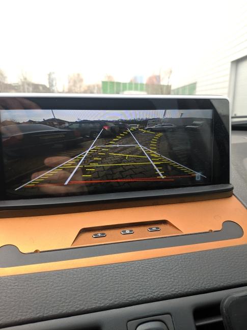 🛍 HD 4089T Vehicle Dynamic траектория парковки заднего вида резервного копирования Камера для VOLVO S80 S40 S60 V60 XC90 XC60